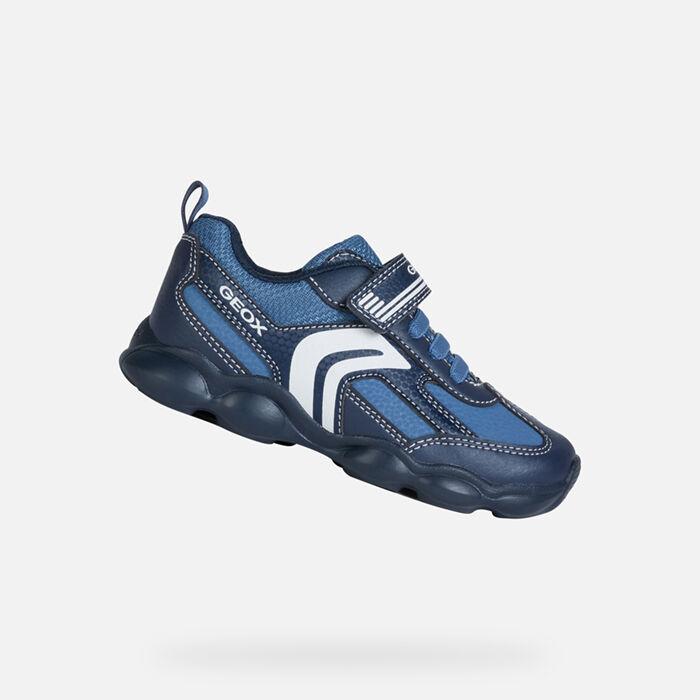 scarpe geox bimba,bambino sneakers geox savage b boy abx
