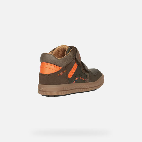 SNEAKERS BOY GEOX ARZACH BOY - 5