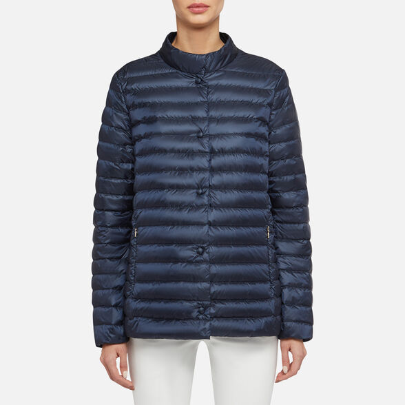 WOMAN DOWN JACKETS GEOX MYLUSE WOMAN - 2