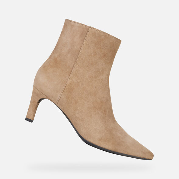 ANKLE BOOTS WOMAN GEOX BIBBIANA WOMAN - 1