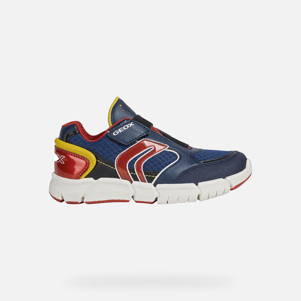 BOY SNEAKERS GEOX FLEXYPER BOY - 2