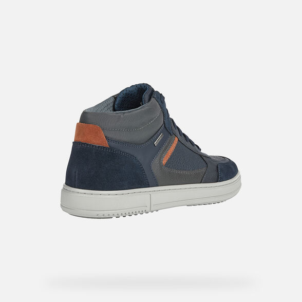 MAN SNEAKERS GEOX LEVICO ABX MAN - 5