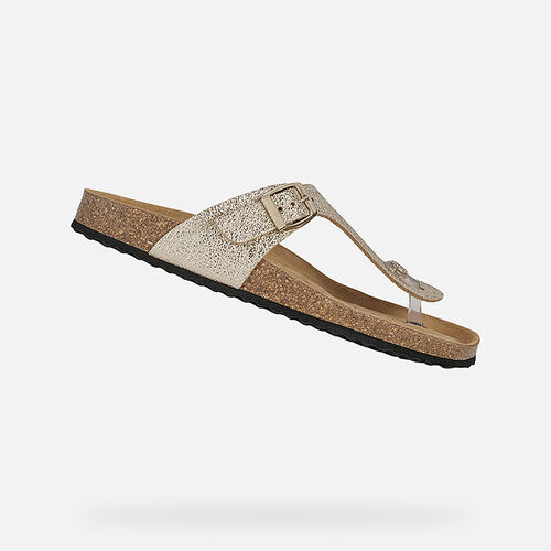 SANDALS WOMAN GEOX BRIONIA WOMAN - null