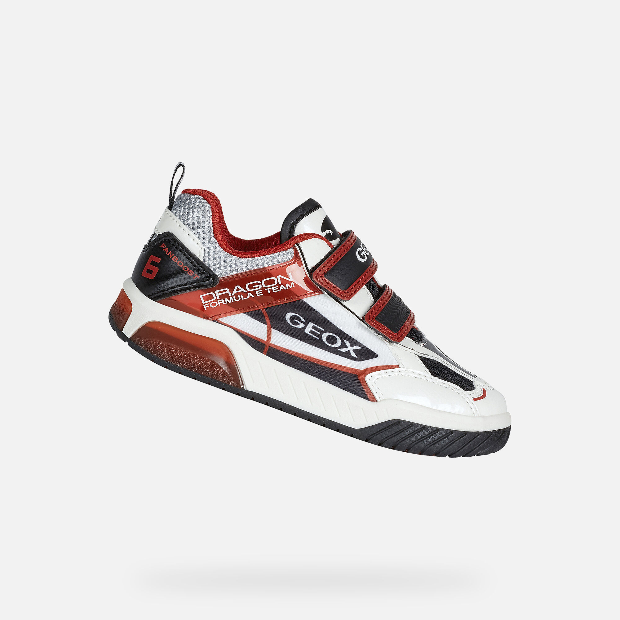 Chaussures Inek Garçon DeGeox Led Inek lKJcF1