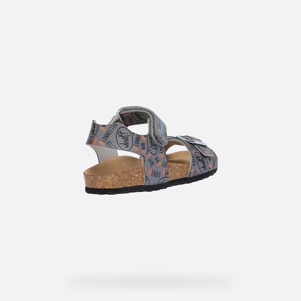 Garval/ín Boys 182451 Closed Toe Sandals