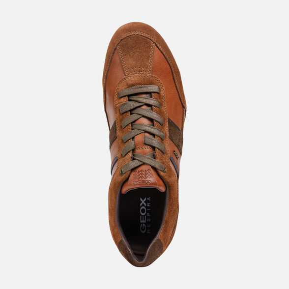 SNEAKERS MAN GEOX WELLS MAN - 7
