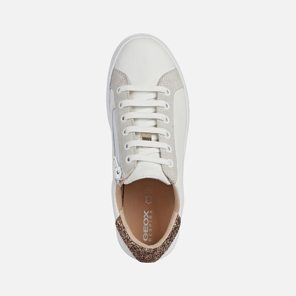 WOMAN SNEAKERS GEOX PONTOISE WOMAN - 6