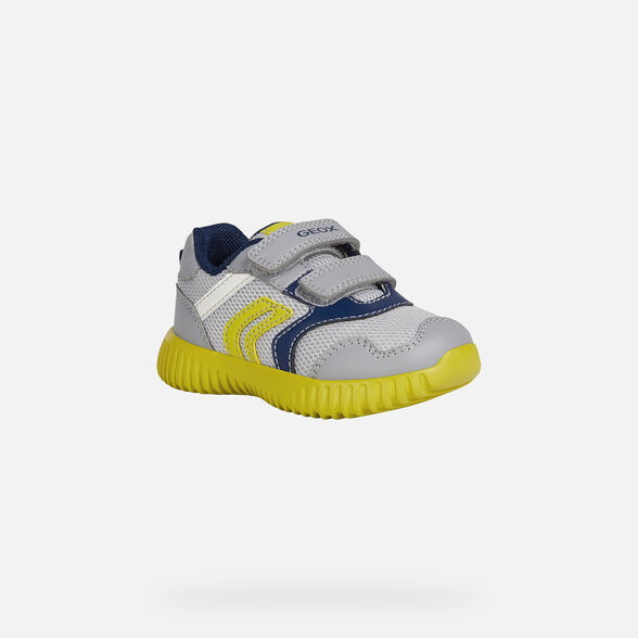 SNEAKERS BABY GEOX WAVINESS BABY BOY - 3