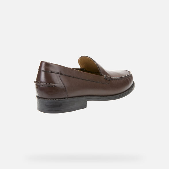 LOAFERS MAN GEOX NEW DAMON MAN - 5