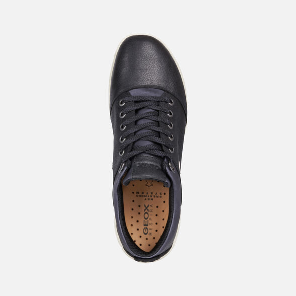 promo code f94ac e97e3 Geox NEBULA 4 X 4 Sneakers Basse Nere Donna | Geox®
