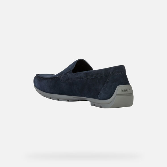 MOCASSINS HOMME GEOX MONER W 2FIT HOMME - 4