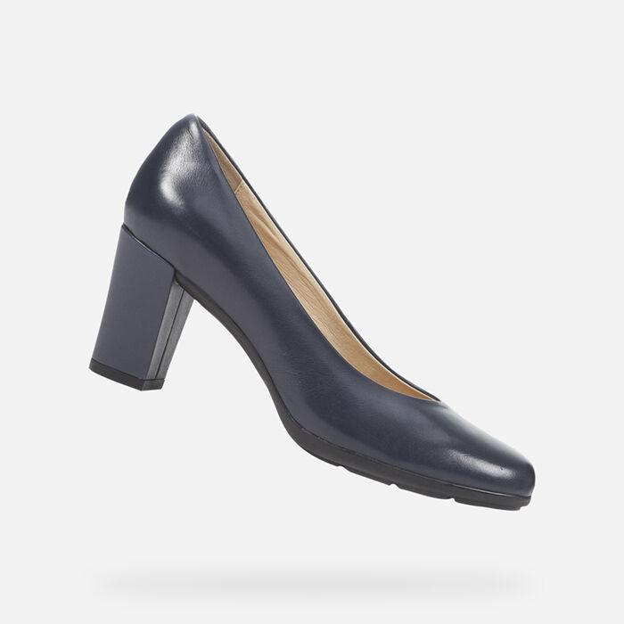 De Mujer TranspirablesGeox Zapatos Salón Y Cómodos rdQsthC
