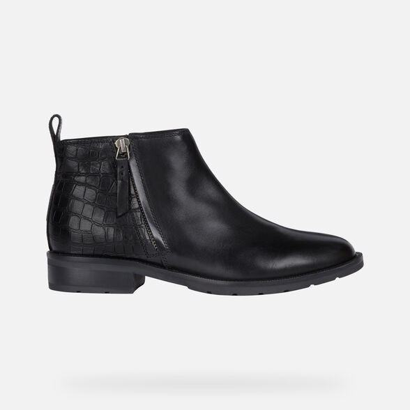 ANKLE BOOTS WOMAN GEOX BETTANIE WOMAN - 2