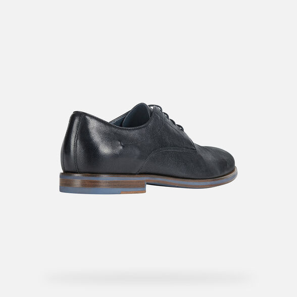 MAN FORMAL SHOES GEOX BAYLE MAN - 5