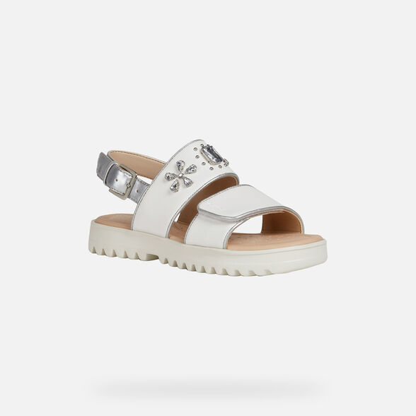 GIRL SANDALS GEOX CORALIE GIRL - 3