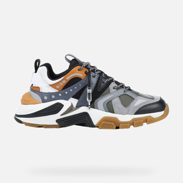 SNEAKERS MAN GEOX T01 PHONICA - 2