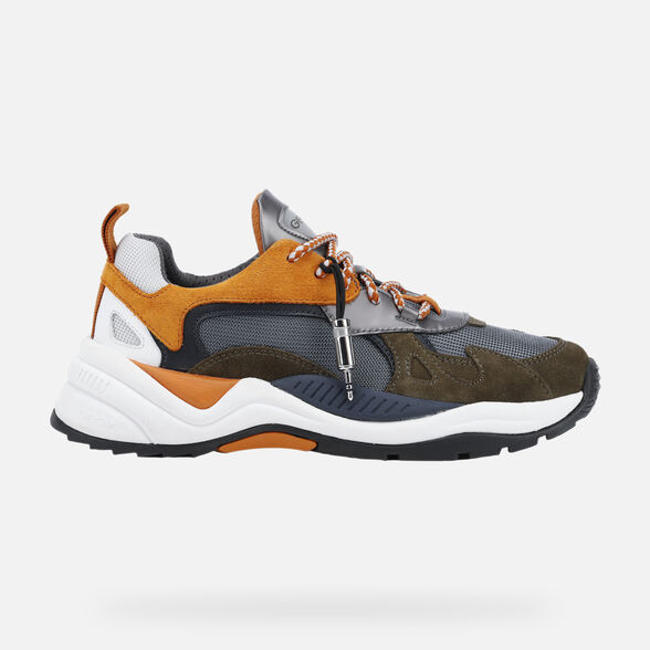 SNEAKERS UOMO GEOX T02 PHONICA - 2