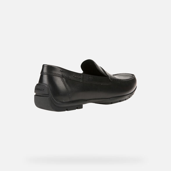 MAN LOAFERS GEOX MONER 2FIT WIDE MAN - 5