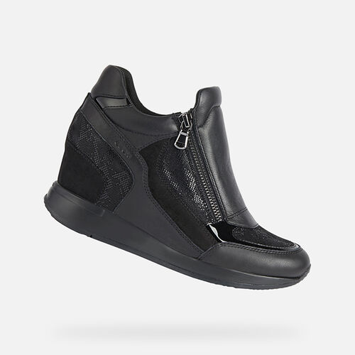 SNEAKERS WOMAN GEOX NYDAME WOMAN - null