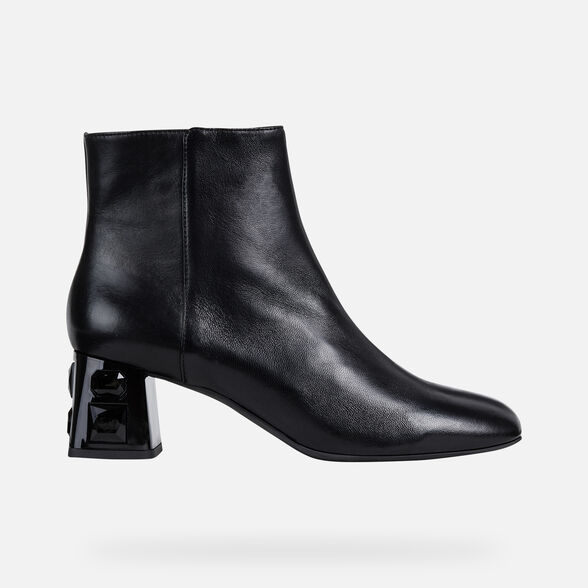 HEELED WOMAN SEYLA PLUS - 2