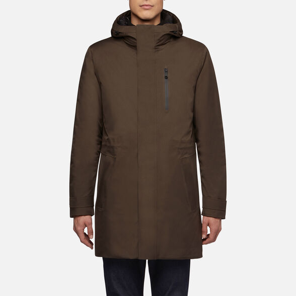 MAN ANORAKS GEOX CLINTFORD MAN - 2