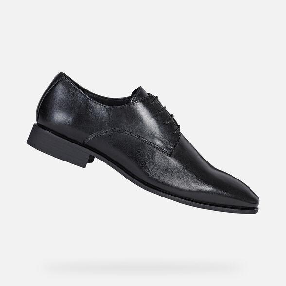 disfruta de precio barato nueva selección disfruta del mejor precio Geox HIGH LIFE Man: Black Shoes | Geox ® SS 20