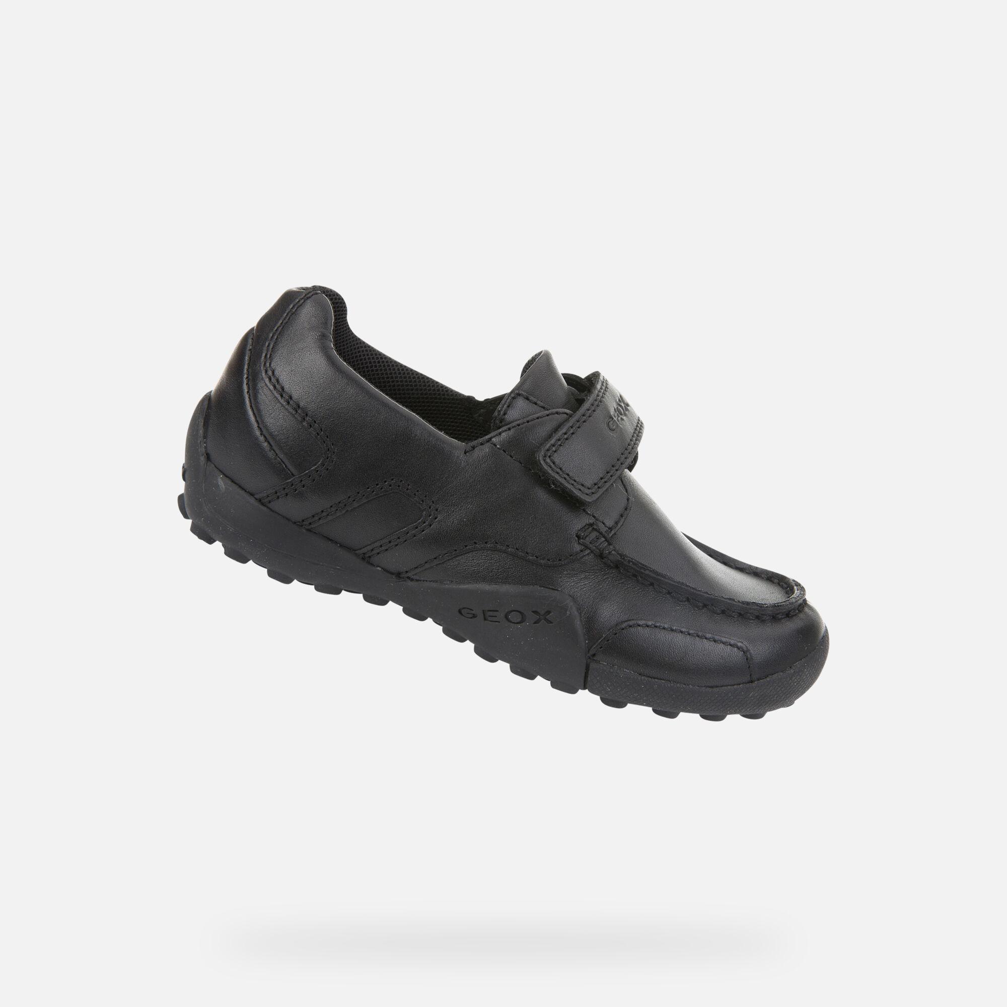 De Snake Zapatos Uniforme Niño Jr Geox qPBgdEEnzx