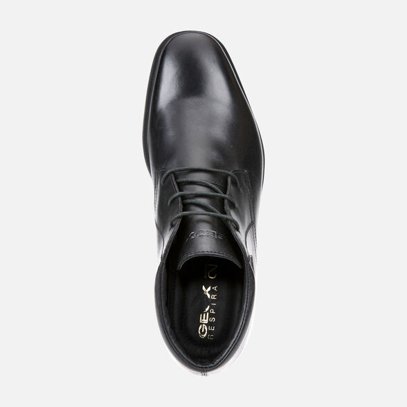FORMAL SHOES MAN GEOX BRAYDEN ABX MAN - 7