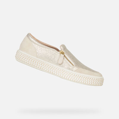 SLIP ON WOMAN GEOX LEELÙ WOMAN