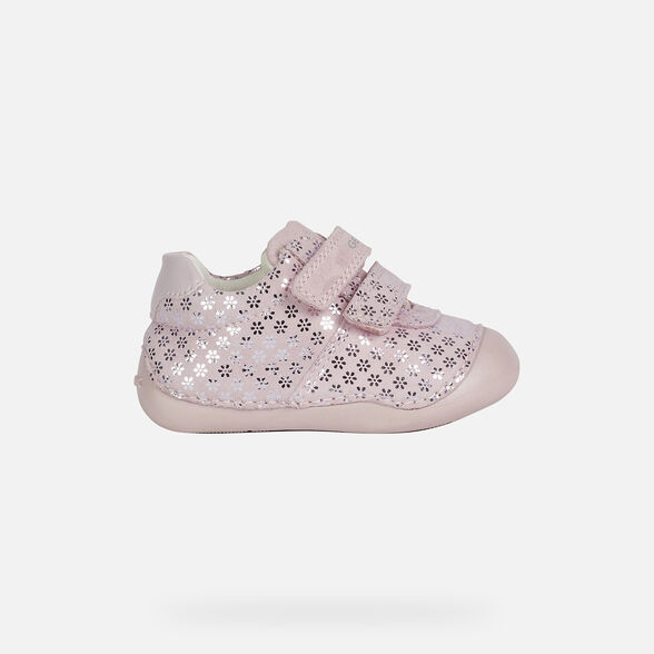 BABY FIRST STEPS GEOX TUTIM BABY GIRL - 2