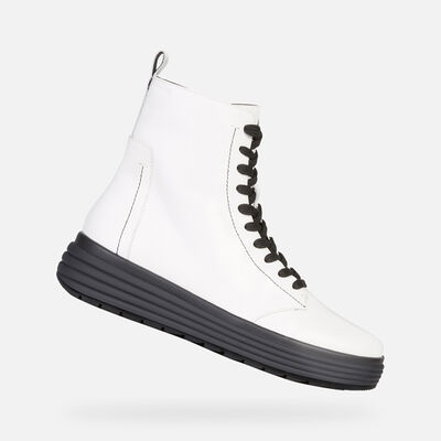 ANKLE BOOTS WOMAN GEOX PHAOLAE WOMAN