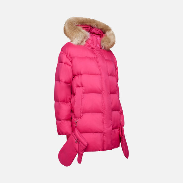 DOWN JACKETS WOMAN GEOX EMALISE WOMAN - 3
