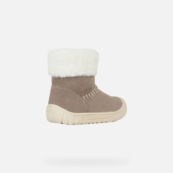 ANKLE BOOTS BABY GEOX OMAR BABY GIRL - 5