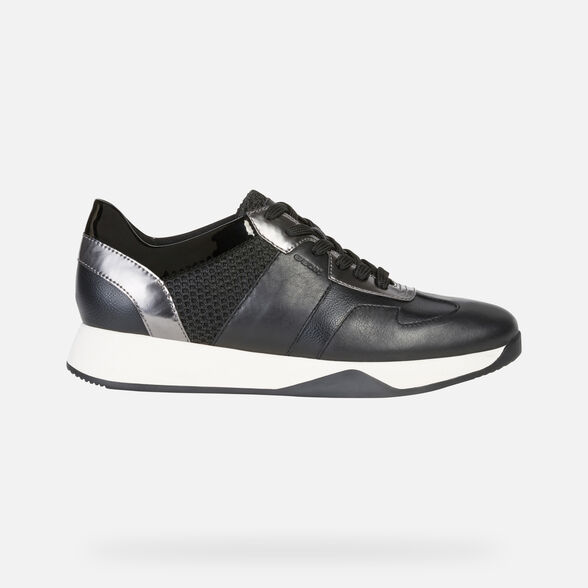 LOW TOP WOMAN GEOX SUZZIE WOMAN - 2