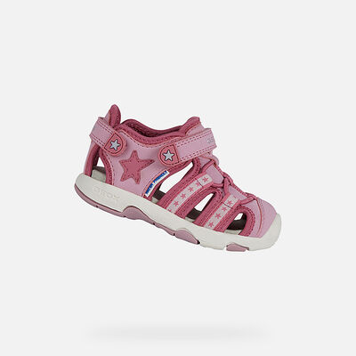 SANDALS BABY GEOX MULTY BABY GIRL