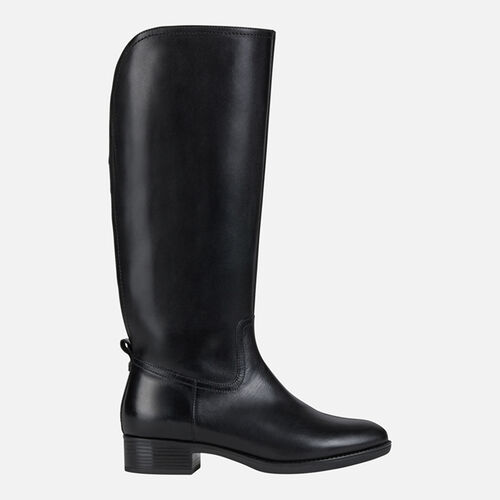 BOOTS WOMAN GEOX FELICITY WOMAN - null