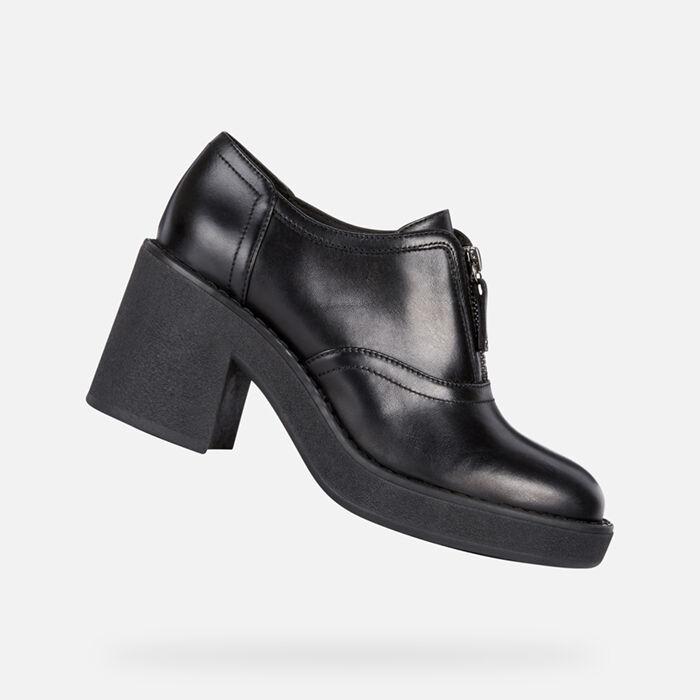 Elegantes Y Zapatos De Cordones MujerGeox 80wOmPyvNn