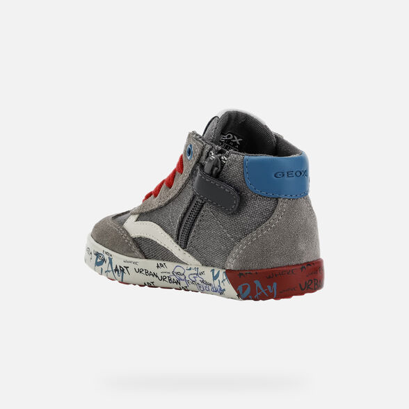 HIGH TOP BABY BABY KILWI BOY - 4