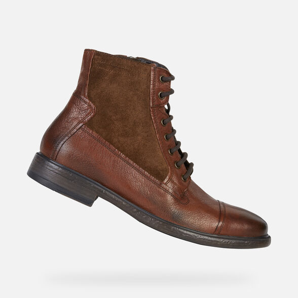 BOOTS MAN GEOX TERENCE MAN - 1