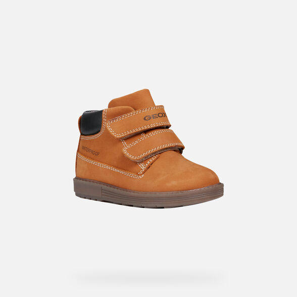 ANKLE BOOTS BABY GEOX HYNDE BABY BOY - 3