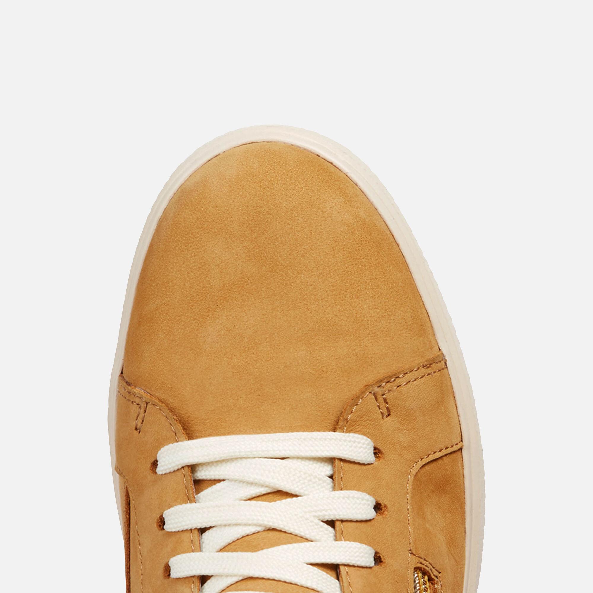 GEOX KAULA B ABX Donna: Sneakers Alte Bianche | GEOX ® | Geox