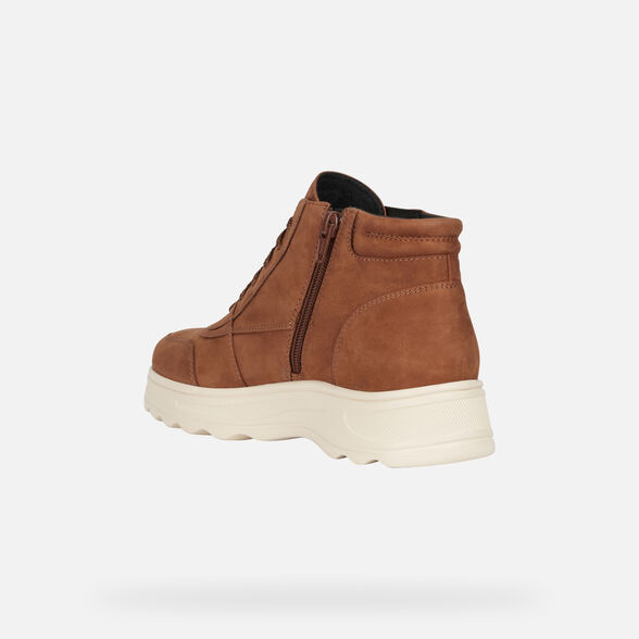 ANKLE BOOTS WOMAN GEOX HOSMOS ABX WOMAN - 4