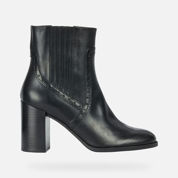 ANKLE BOOTS WOMAN GEOX JACY WOMAN - 2