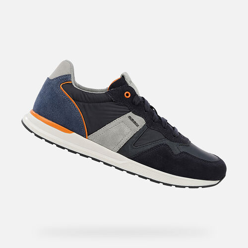 SNEAKERS MAN GEOX LIVENZA MAN - null
