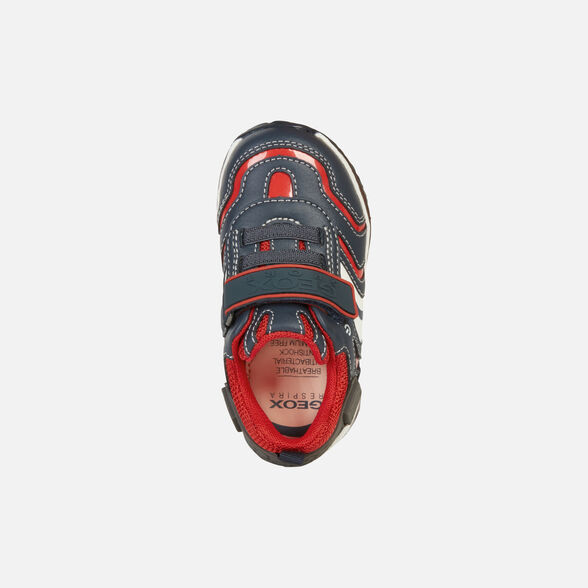 LIGHT-UP SHOES BABY GEOX TODO BABY BOY - 6
