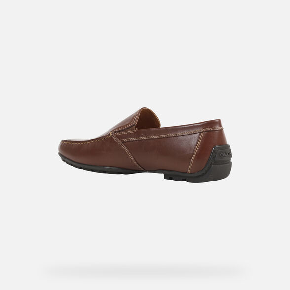 MAN LOAFERS GEOX MONER MAN - 4