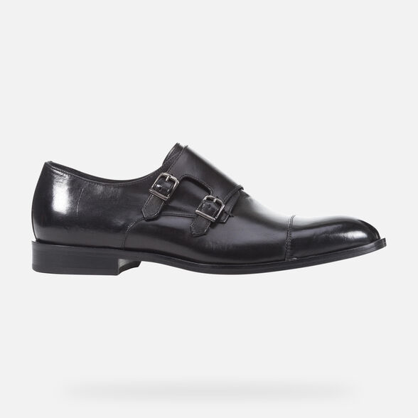MAN FORMAL SHOES GEOX SAYMORE MAN - 2