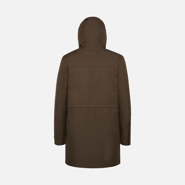 MAN ANORAKS GEOX CLINTFORD MAN - 5