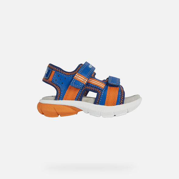 BABY SANDALS GEOX FLEXYPER BABY BOY - 2