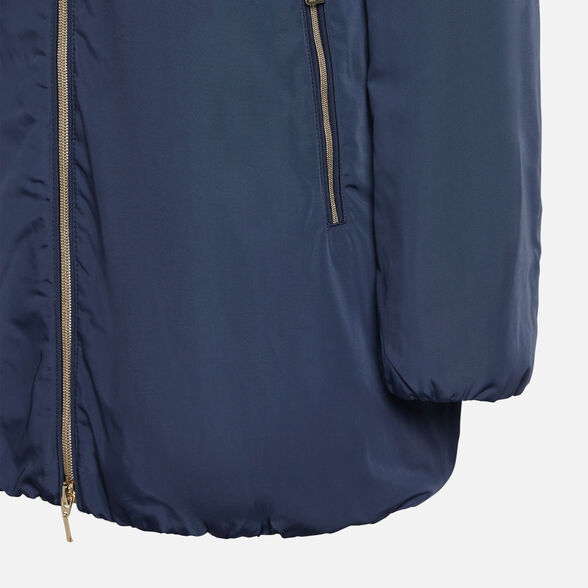 WOMAN JACKETS GEOX NAIOMY WOMAN - 8